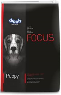 Drools Focus Puppy Dog Food (15 Kg)