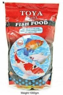 Toya Dry Red Fish Food (1 kg)