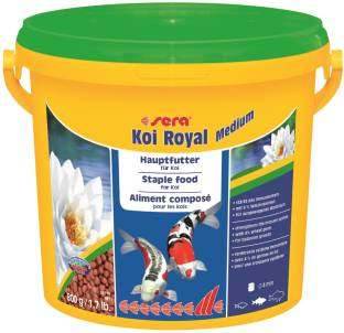 Sera Koi Royal Medium Fish Food (800gm)