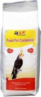 JiMMy Food For Cockatiel Bird Food (900 gm)