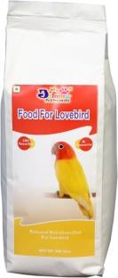 JiMMy Food For Lovebird Bird Food (900 gm)