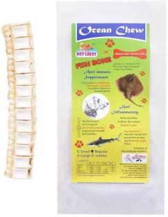 Pet Likes Regular Fish Bone Fish Dog Food (14gm)