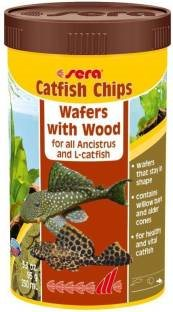 Sera Catfish Chips Fish Food (250ml)