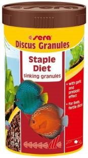 Sera Discus Granules Fish Food (250ml)