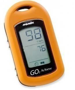 Nonin GO2-9570 LCD Pulse Oximeter