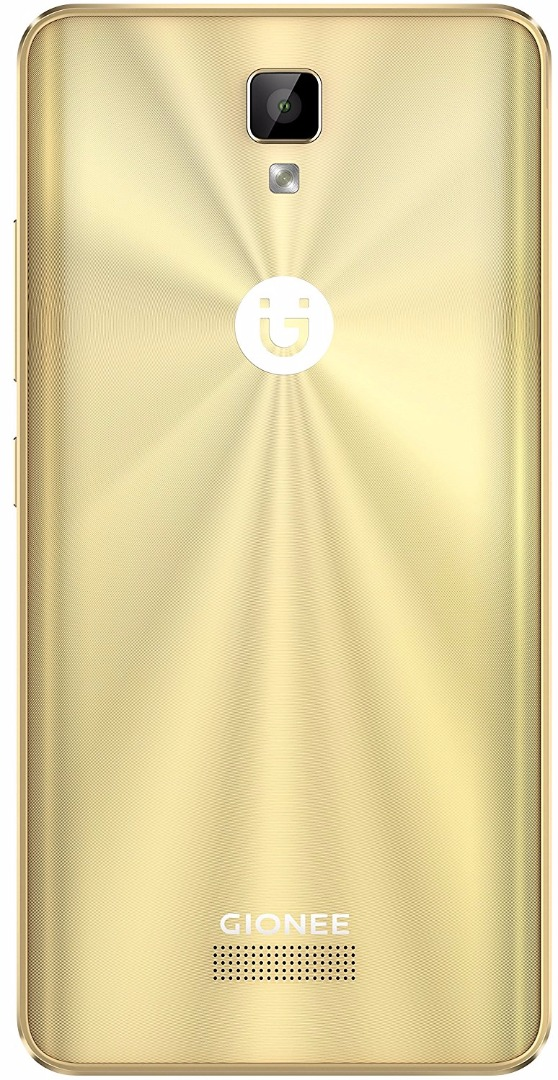 Gionee P7 Max 32GB Gold Mobile
