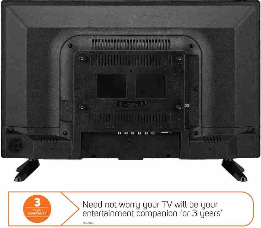 Micromax 20A8100HD LED TV - 20 Inch, HD Ready (Micromax 20A8100HD)