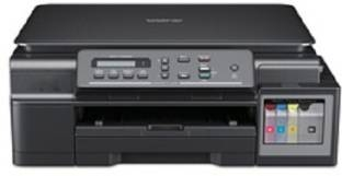 Brother DCP-T500W Color Ink Tank Wi-fi Multifunction Black Printer