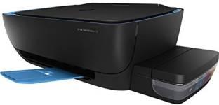 HP Deskjet 419 Wireless Multi-function Black & Blue Printer