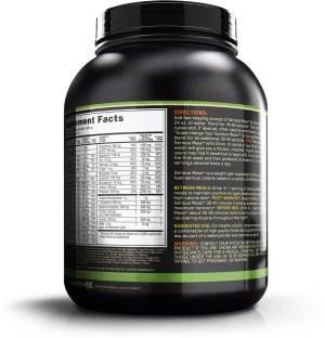 Optimum Nutrition Serious Mass (2.72Kg, Vanilla)