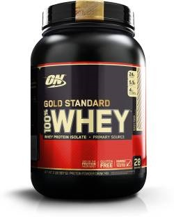 Optimum Nutrition 100% Whey Gold Standard (2lbs, Rocky Road)