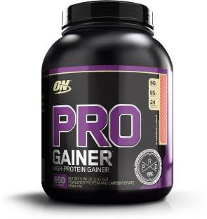 Optimum Nutrition Pro Gainer (2.3Kg, Strawberry)