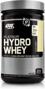 Optimum Nutrition Platinum Hydro Whey (794gm / 1.75lbs, Vanilla)
