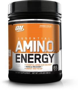 Optimum Nutrition Amino Energy (1.29lbs, Orange)