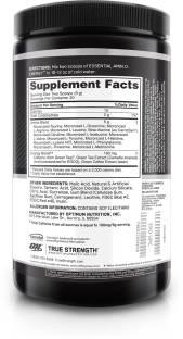 Optimum Nutrition Amino Energy (0.6lbs, Grape)
