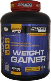 Proence Nutrition Weight Gainer (2.5Kg, Chocolate)