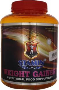 Stamin Nutrition Weight Gainer (2Kg / 4.41lbs, Chocolate)