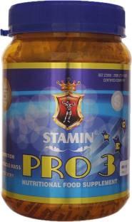 Stamin Nutrition Pro 3 Jar (1Kg, Chocolate)