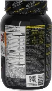 Muscletech Nitrotech Performance Series Protein (910gm, Cookies and Cream)