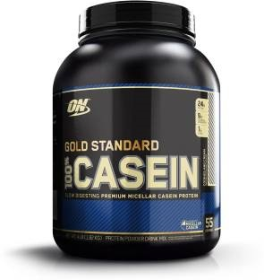 Optimum Nutrition 100% Casein Protein (1.81Kg / 3.99lbs, Cookies and Cream)