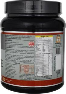 Brio Whey Isolate Weight Gainer (500gm, Cookies And Cream)