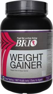 Brio Weight Gainer (1.5Kg / 3.31lbs, Chocolate)