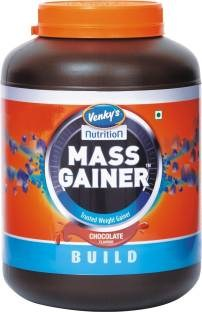 Venky's Mass Gainer (3Kg, Chocolate)