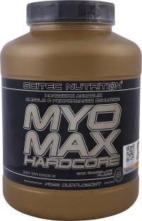 Scitec Nutrition Myomax Hardcore Mass Gainer (3.08Kg, Chocolate)