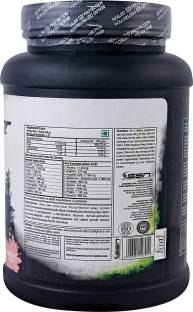 SSN 100% Whey Protein (908gm, Strawberry)