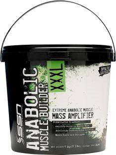 SSN Anabolic Muscle Builder XXXL (5Kg, Chocolate)