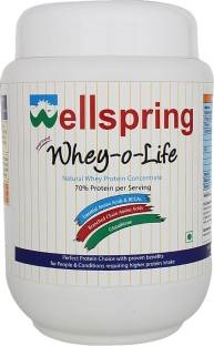 Wellspring Whey-O-Life Whey Protein (1.11lbs)