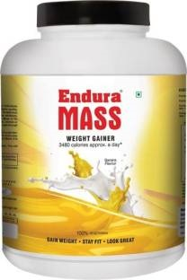 Endura Mass Weight Gainer (3Kg, Banana)