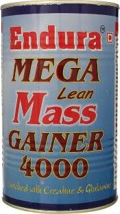 Endura Mega Lean Mass Gainer 4000 (500gm / 1.11lbs)