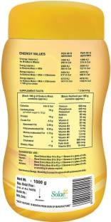 Endura Mass Weight Gainer (1Kg, Banana)