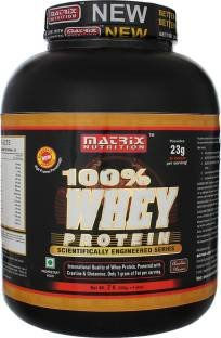 Matrix Nutrition 100% Whey Protein (2Kg, Chocolate)