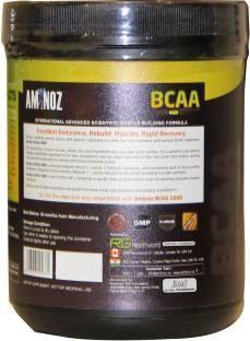 Aminoz BCAA 5000 (300gm / 0.67lbs, Orange)