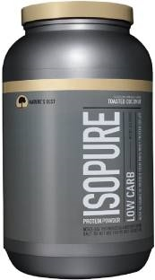 Nature's Best Isopure Low Carb Whey Proteins (3lbs)