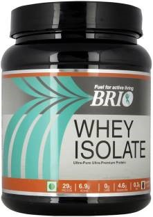 Brio Whey Isolate (500gm, Raspberry)