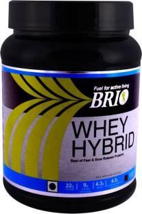 Brio Whey Hybrid (1Kg, Vanilla)