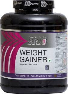 Brio Weight Gainer (3Kg, Chocolate)