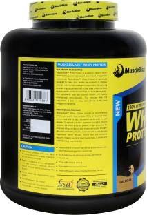 MuscleBlaze 100% Micellar Casein (2Kg, Chocolate)