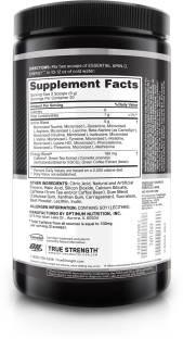 Optimum Nutrition Amino Energy (9.5oz, Strawberry Lime)