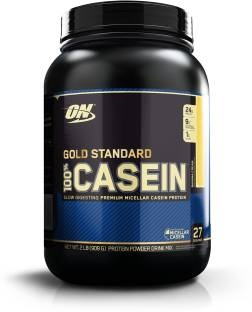 Optimum Nutrition 100% Gold Standard Casein (2lbs, Strawberry)