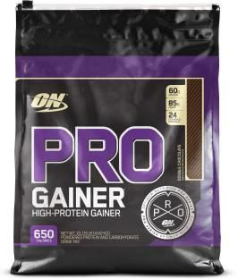 Optimum Nutrition Pro Complex Gainer (4.62Kg, Chocolate)