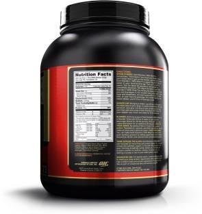 Optimum Nutrition 100% Whey Gold Standard (2.26Kg, Vanilla)