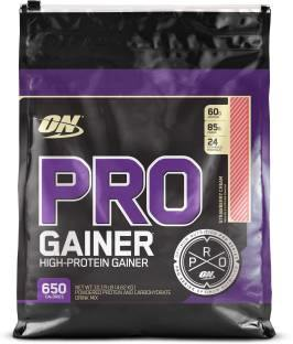 Optimum Nutrition Pro Gainer (4.62Kg, Strawberry)