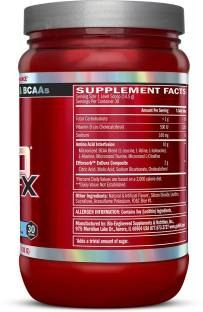 BSN Amino X Dietary Supplement (435gm / 0.96lbs, Raspberry)
