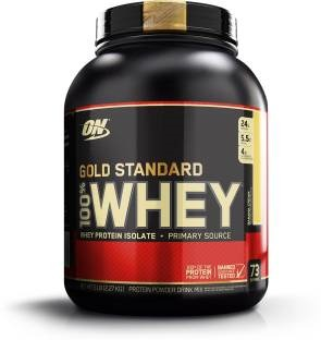 Optimum Nutrition 100% Whey Gold Standard (2.26Kg / 4.98lbs, Banana)