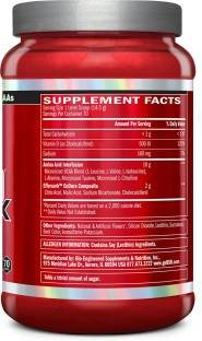 BSN Syntha Amino X Dietary Supplement (1.01Kg / 2.23lbs, Watermelon)