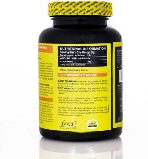Healthvit Micronized Creatine Monohydrate Powder (300gm)
